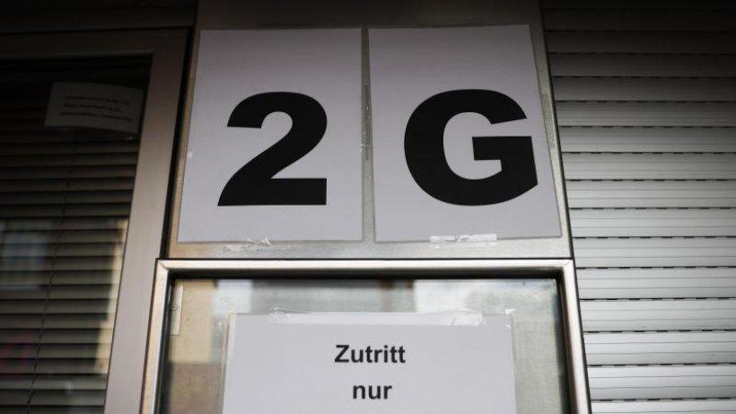 2G-Regelung in Supermärkten in Niedersachsen möglich