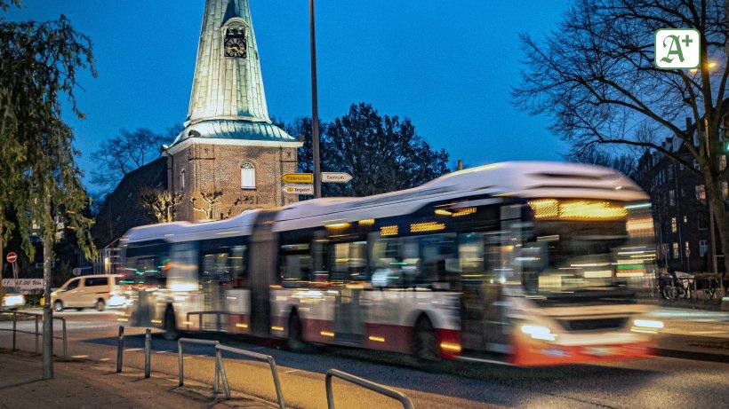 HVV: Ärger um Hamburger Buslinie – Fahrgäste klagen über Odyssee