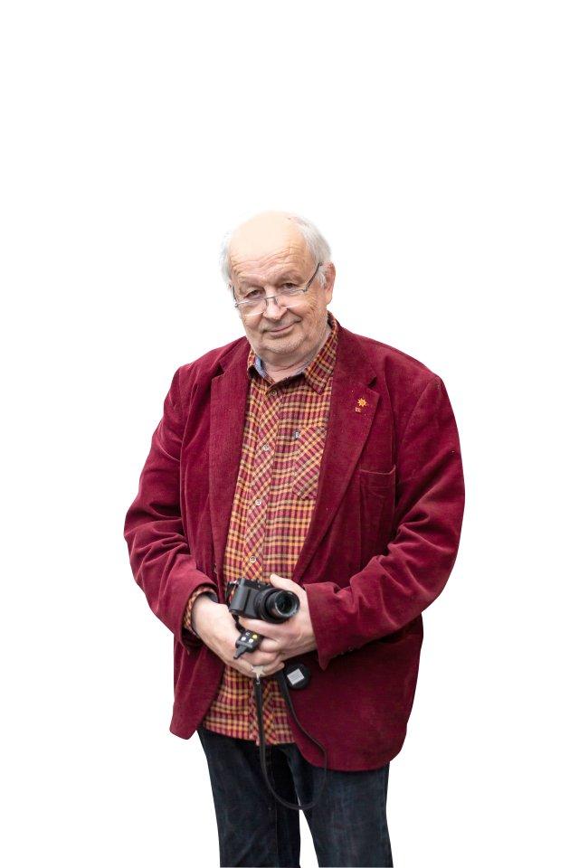 """Günter Zint volontierte bei der Nachrichtenagentur dpa und war Hausfotograf des """"Star-Clubs""""."""