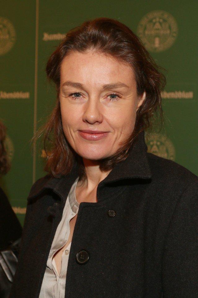 Katja Kraus beim Abendblatt-Neujahrsempfang 2016