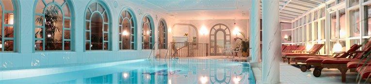 Luxus pur: Die Villa Heine bietet zusätzlich einen großzügigen Innenpool.