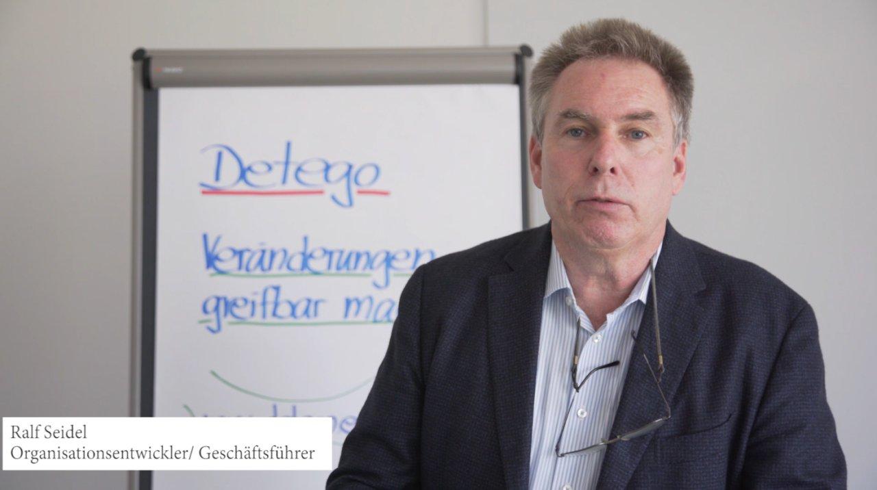 Ralf Seidel, Organisationsentwickler und Geschäftsführer.