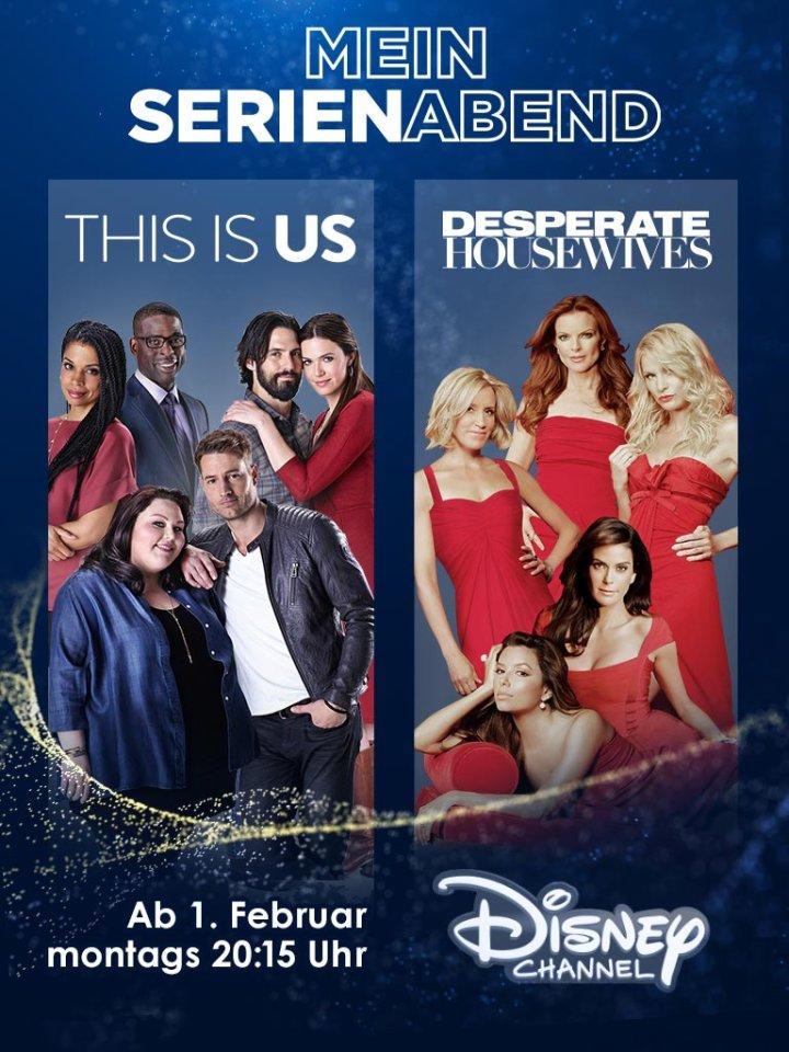 Ab dem 1. Februar heißt es Fernseher an- und mit unseren liebsten TV-Charakteren einfach mal abschalten: Denn schon bald steht der Montagabend im Disney Channel ganz im Zeichen bester Serien-Unterhaltung!