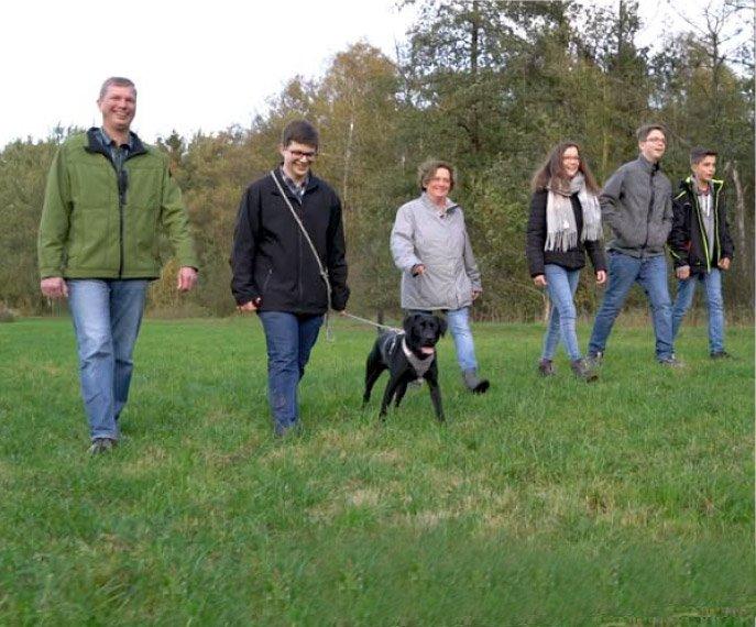 Als Familienbetrieb legt das Bestattungshaus Pohlmann viel Wert auf einen ebenso familiären Umgang.