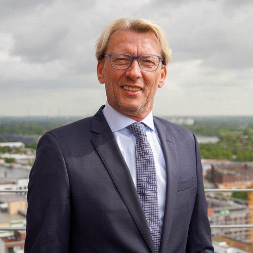 Gunnar Behrens, Geschäftsführer.