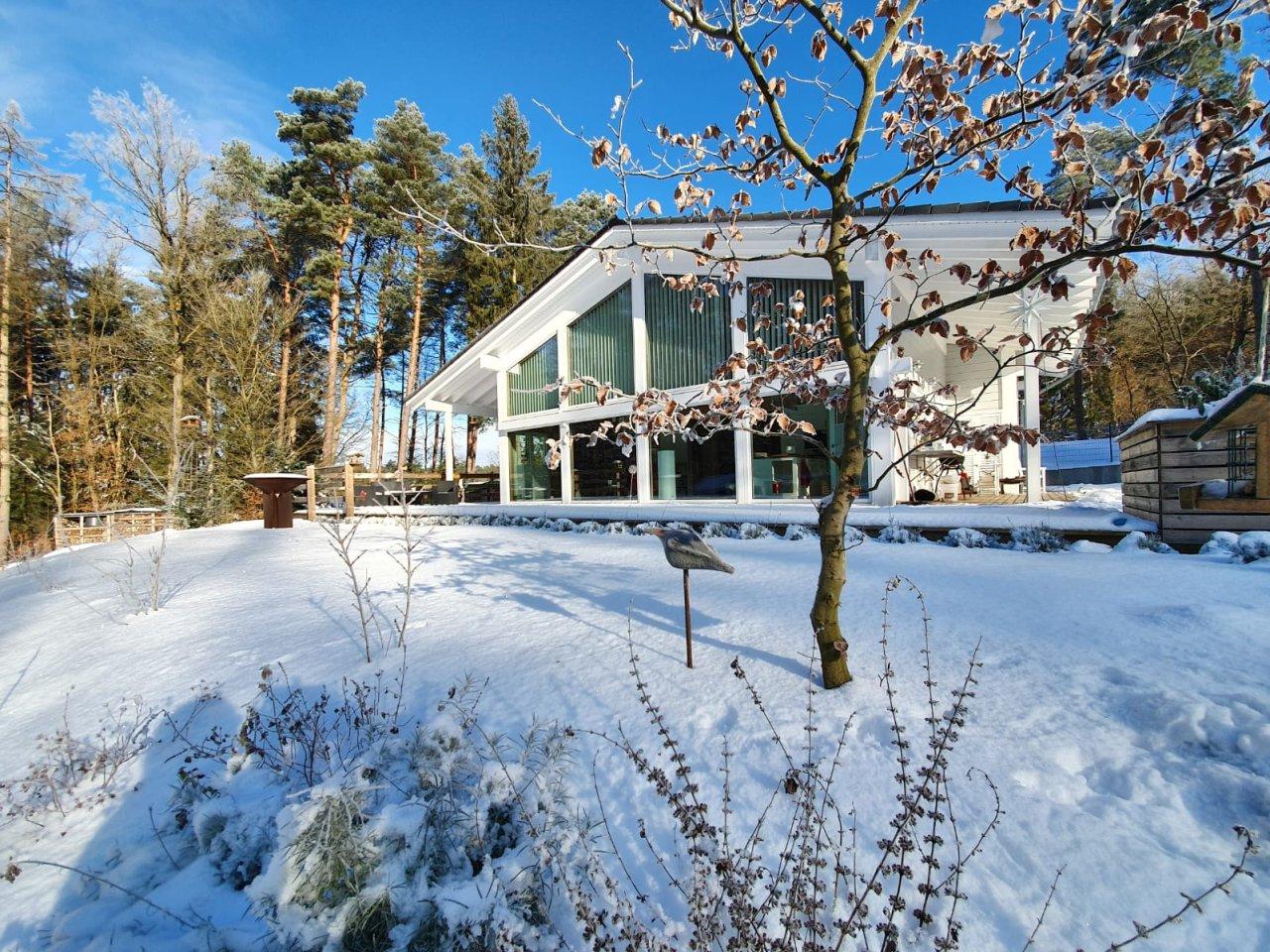 Alles, was das Wohnherz begehrt: Mit den Holzblockhäusern von Polar Life Haus werden Wohnträume wahr.