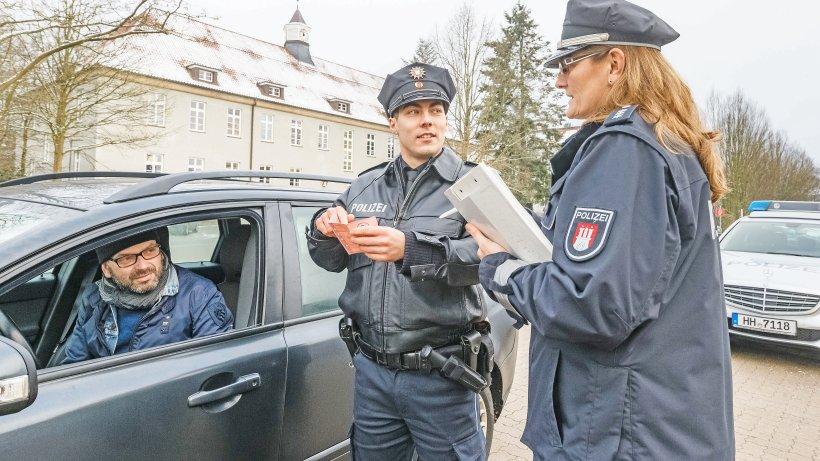 so sieht der alltag aus karriere hamburger abendblatt - Bewerbung Polizei Hamburg