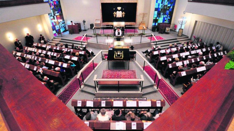 Synagoge Hamburg Hohe Weide