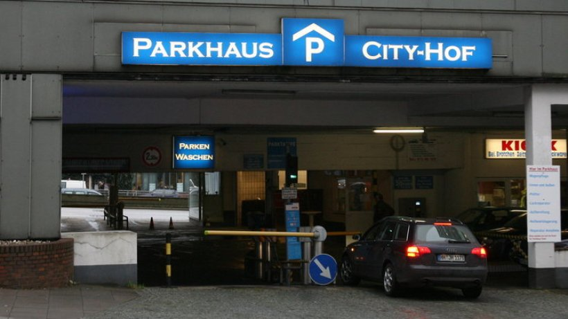 hamburg hat das schlechteste parkhaus in ganz deutschland kommunales hamburg nachrichten. Black Bedroom Furniture Sets. Home Design Ideas
