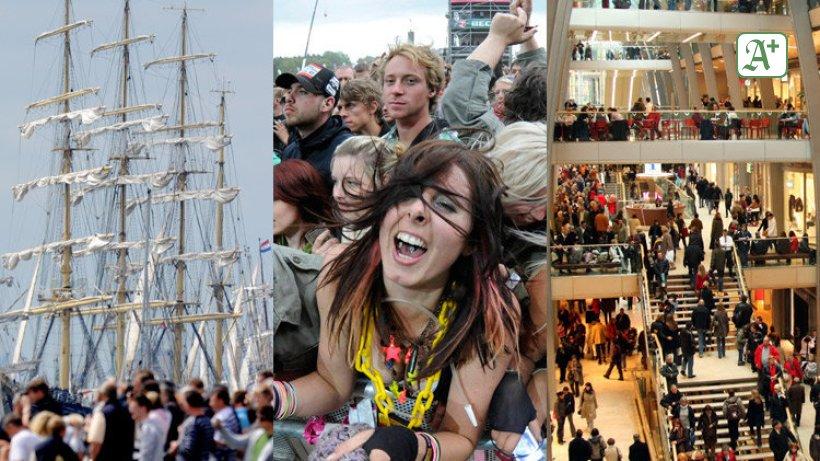 Hamburg Veranstaltungen Wochenende