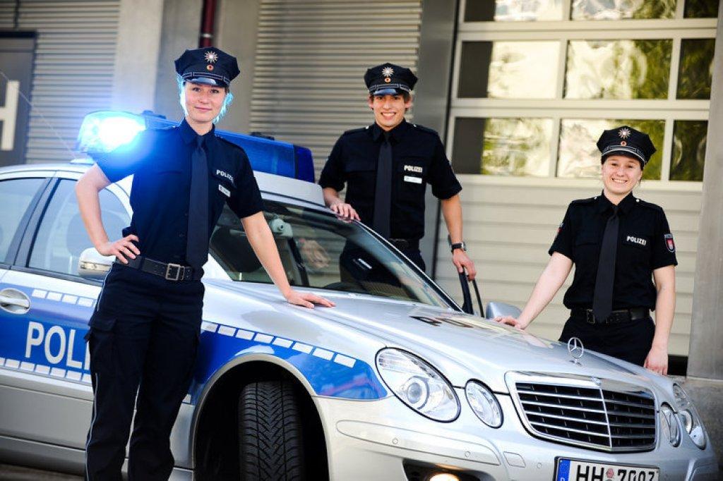 hamburgs polizei geht der nachwuchs aus kommunales hamburg nachrichten hamburger abendblatt - Bewerbung Polizei Hamburg