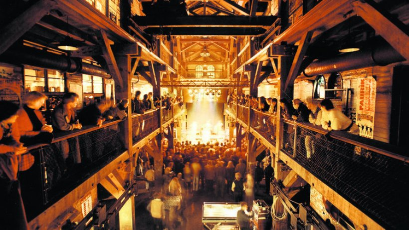 fabrik feiert geburtstag  40 jahre kultur  nicht nur f u00fcr