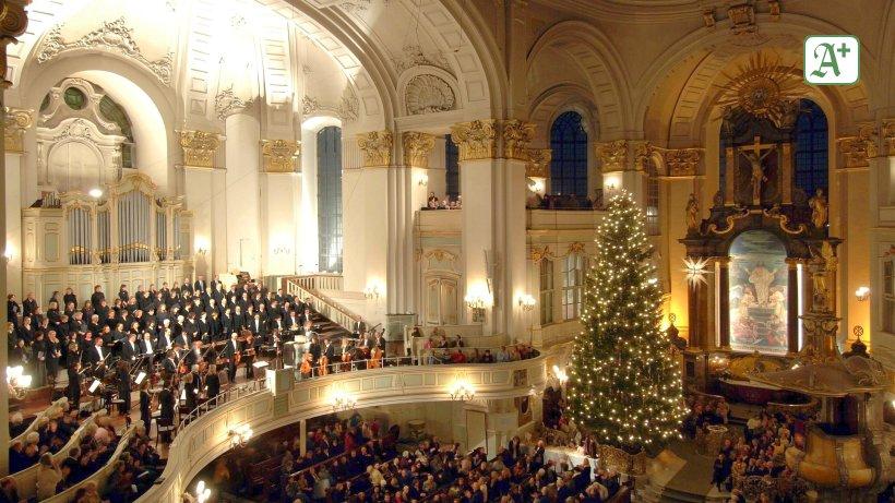 Weihnachtsoratorium Hamburg