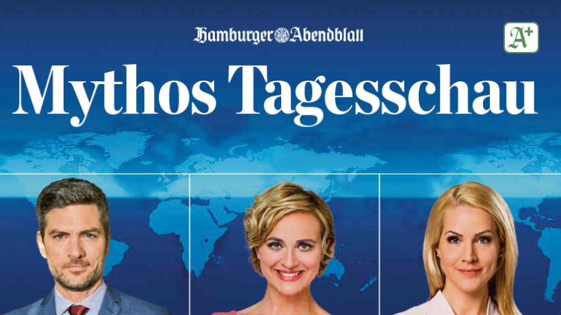 """Neues Magazin: Alles über den """"Mythos Tagesschau"""" in Hamburg"""