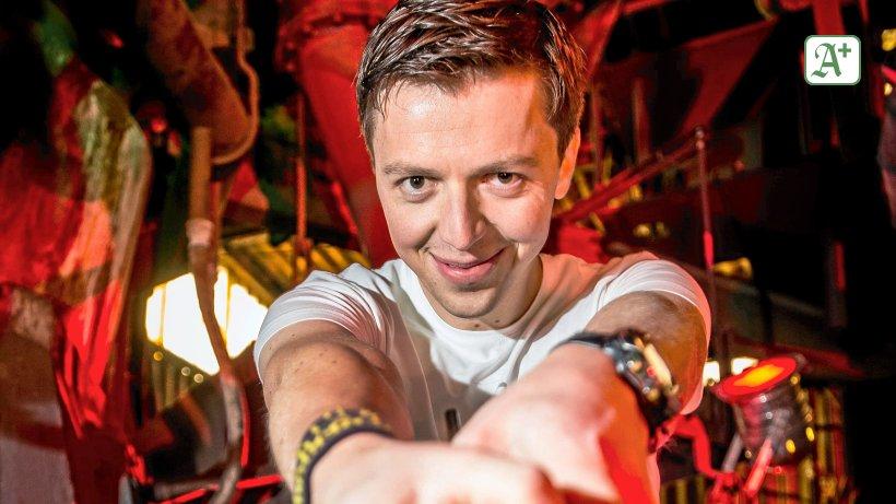 Konzert in Hamburger Elbphilharmonie: Schlagzeuger über Tourneen