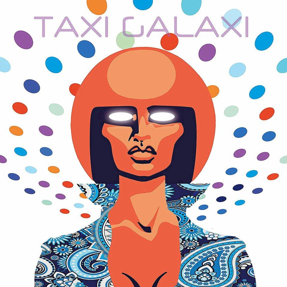 """Das Album """"Taxi Galaxi"""", ein Musikprojekt von Frank Schätzing, erschienen bei Sony Music."""