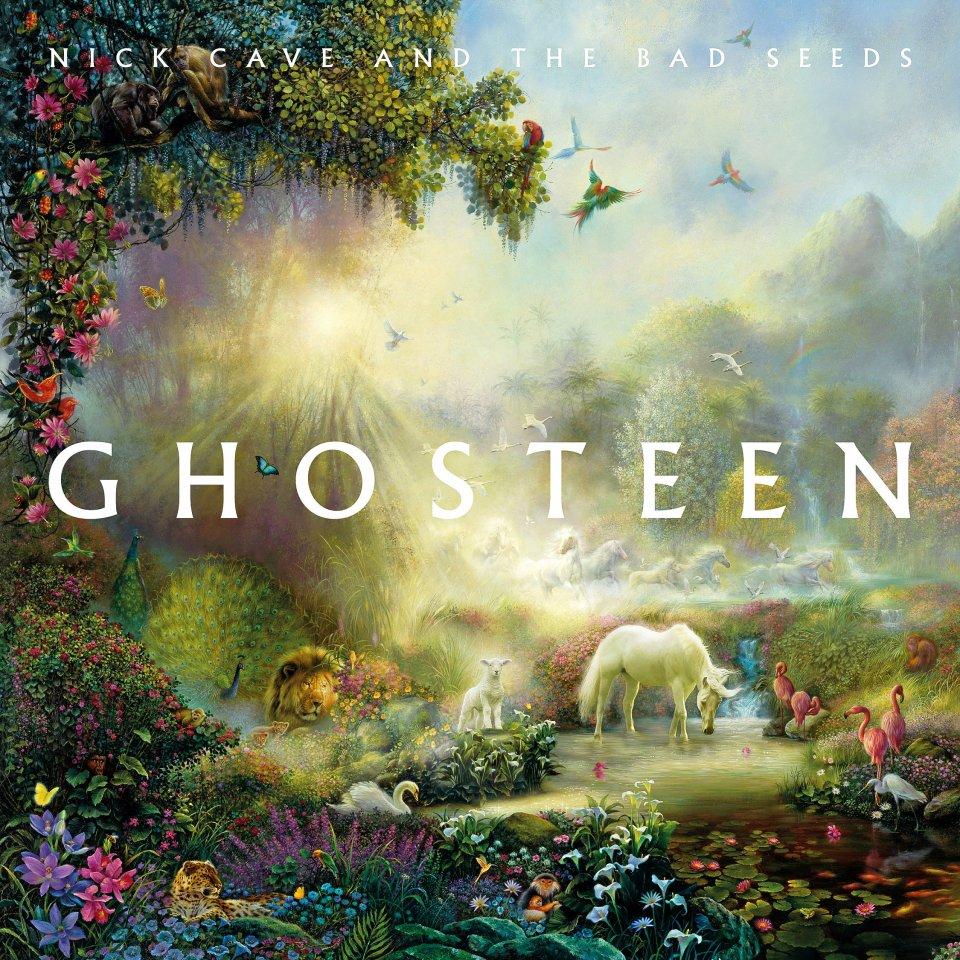 """""""Ghosteen"""" ist bereits als Download erhältlich und ab 8.11. auch als Doppel-CD und -LP."""
