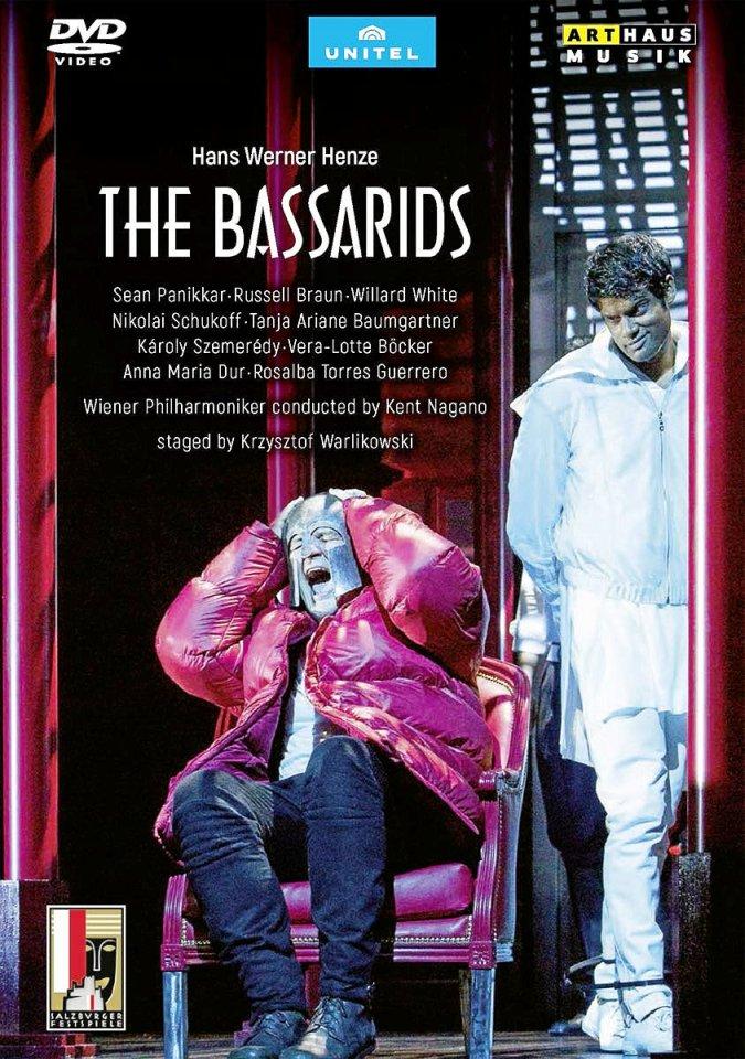 """Auf DVD/BluRay: Kent Naganos Lesart der """"Bassariden"""" bei den Salzburger Festspielen."""