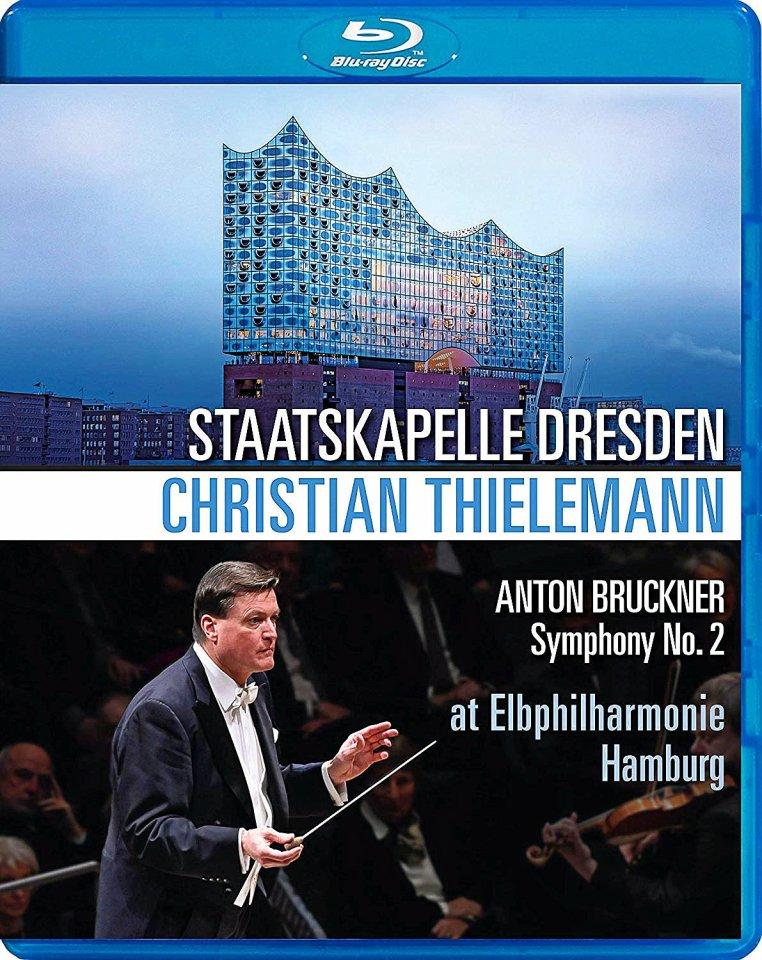 Christian Thielemann und die Staatskapelle Dresden mit Bruckners  2. Sinfonie.