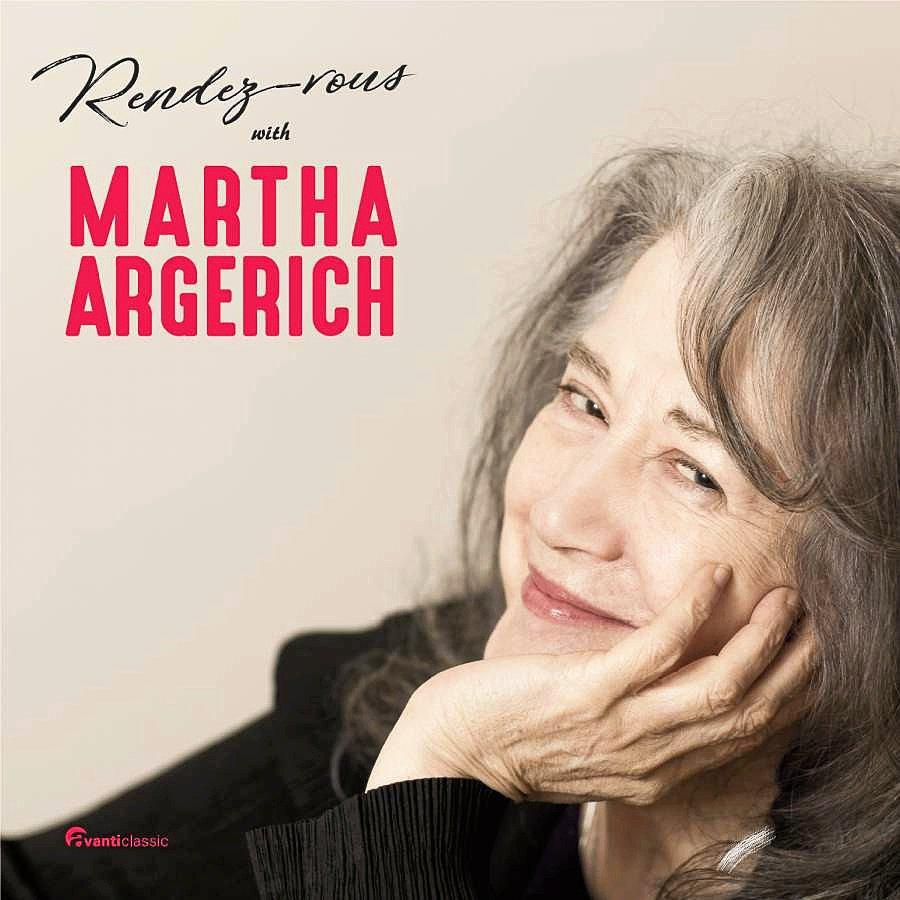 Auf sieben CDs ist das Martha-Argerich-Festival 2018 in Hamburg dokumentiert.
