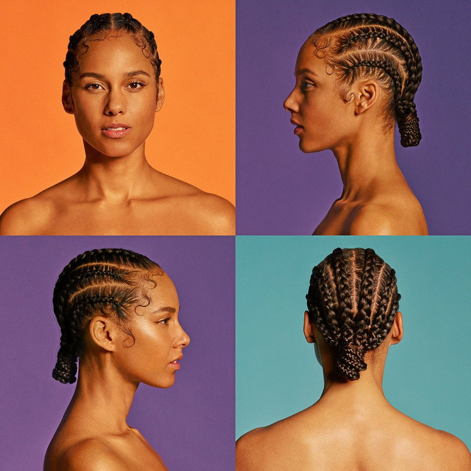 """""""Alicia"""" ist das siebte Album der New Yorker Sängerin Alicia Keys."""