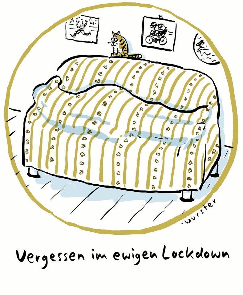 Es war eine sehr lange Lockdown-Zeit, daran lässt Miriam Wurster keinen Zweifel.