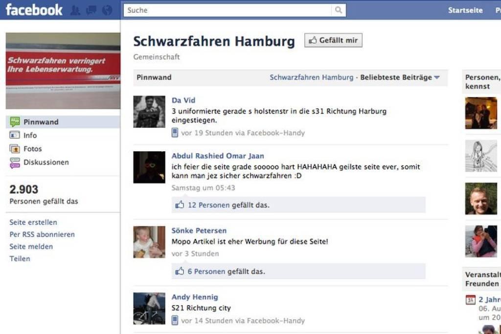 hamburger abendblatt facebook