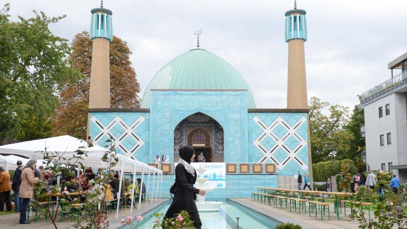 Moscheen In Hamburg
