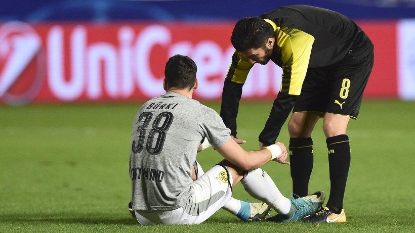 Fussball-Ticker: BVB verlängert durch Pannen-Bürki – Neymar verurteilt