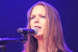 Konzert: Rebekka Bakken als wunderbarer Engel in Blau