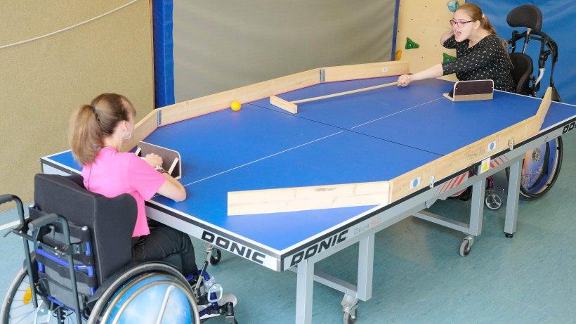 Partnersuche körperbehinderte