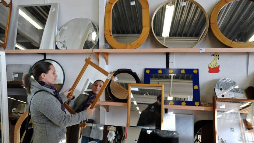 Stadt Eröffnet Kaufhaus Für Gebrauchte Möbel Norderstedt