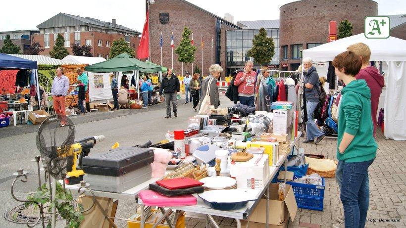Flohmarkt Hamburg Wandsbek