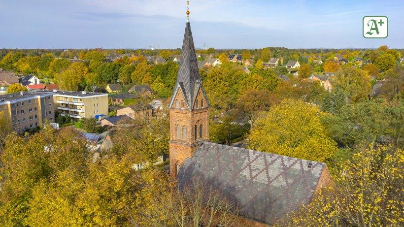 Kirche Henstedt Ulzburg