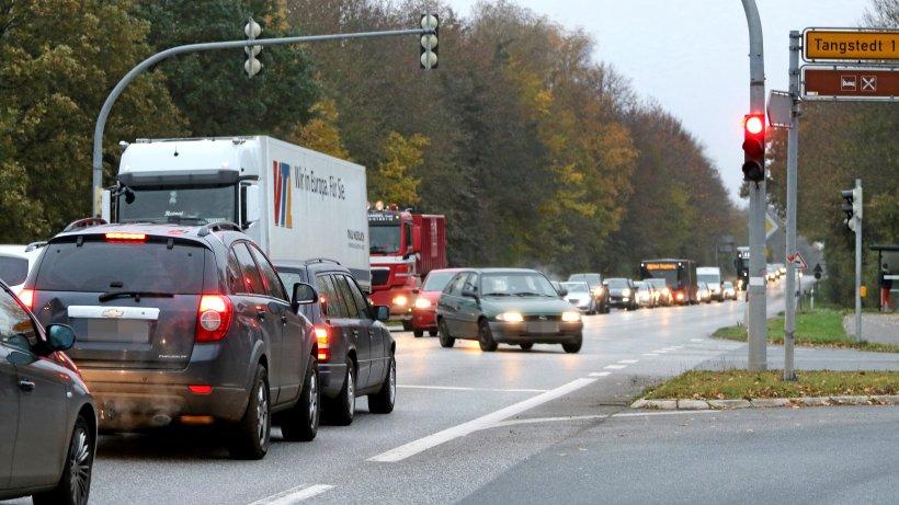 Ist ein Ausbau der Bundesstraße 432 sinnvoll? - Hamburger Abendblatt
