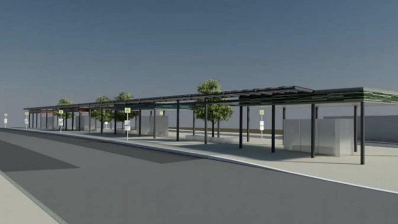 stadt pinneberg baut den busbahnhof neu