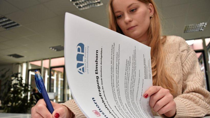 Haushaltsbefragung – Wie wohnt es sich in Elmshorn? - Hamburger Abendblatt