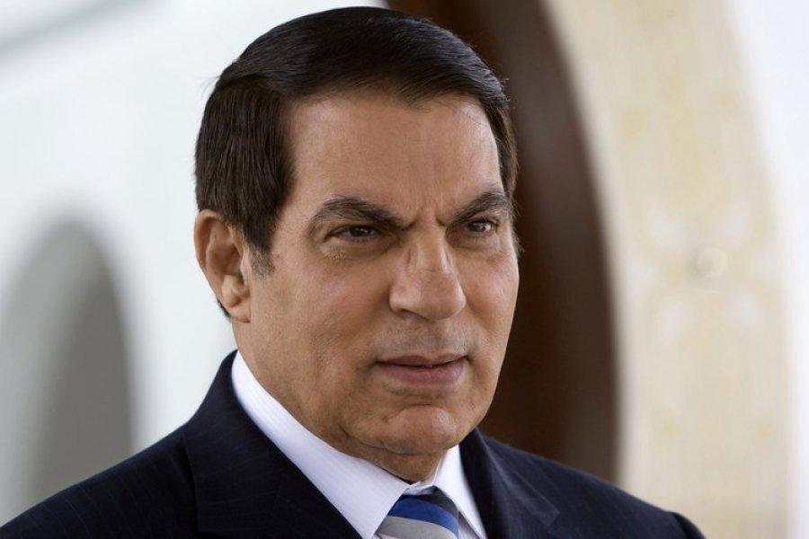 Blitzurteil im Prozess gegen <b>Ben Ali</b>: 35 Jahre Haft - Politik - Hamburger ... - BenAli-HA-Sport-TUNIS