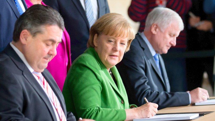 Bundestagswahl: Sicherheit bis Verkehr – Die Bilanz der großen Koalition
