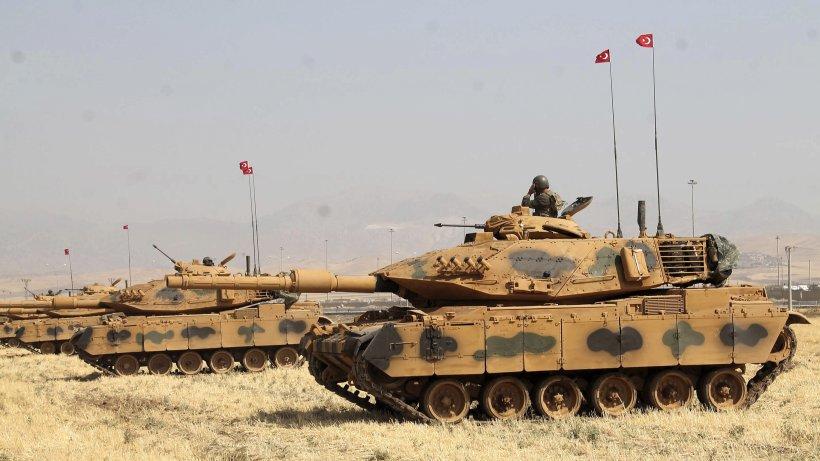 Türkei: Präsident Erdogan droht living room Kurden im Nordirak