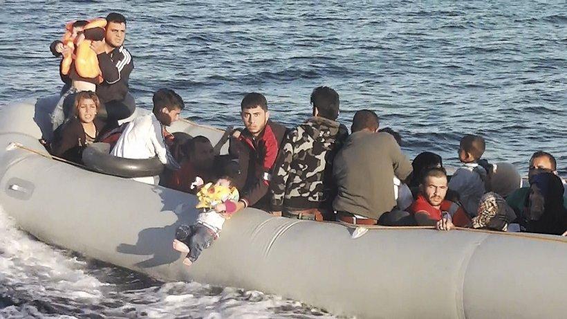 Migration: Es kommen wieder mehr Flüchtlinge nach Griechenland