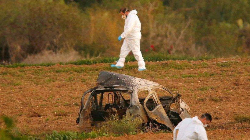 Medienbericht: Journalistin auf Malta durch Plastiksprengstoff getötet
