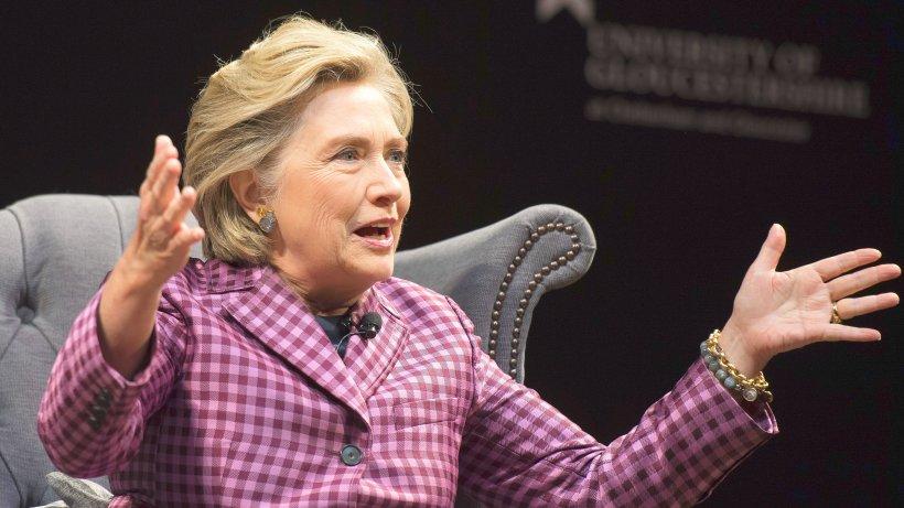 Ex-Kandidatin: Hillary Clinton wird 70 – Die Niederlage lässt sie nicht los
