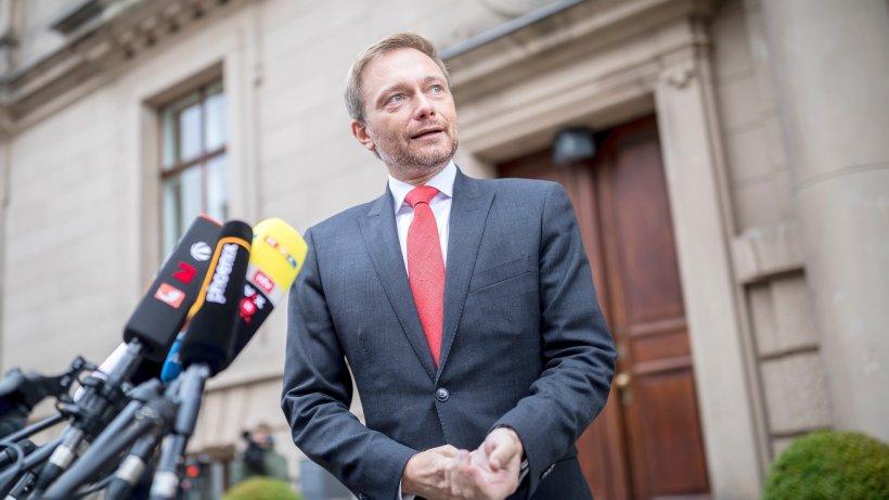 fdp-chef christian lindner bringt neuwahlen ins gespr u00e4ch - politik