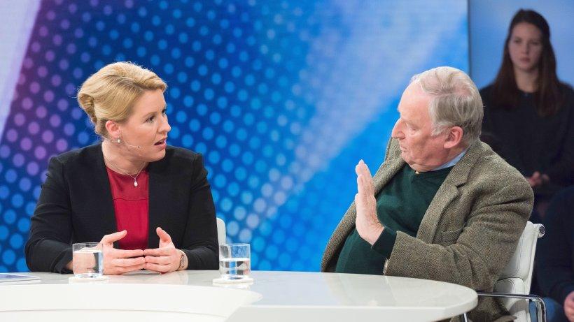 Afd Und Merkel