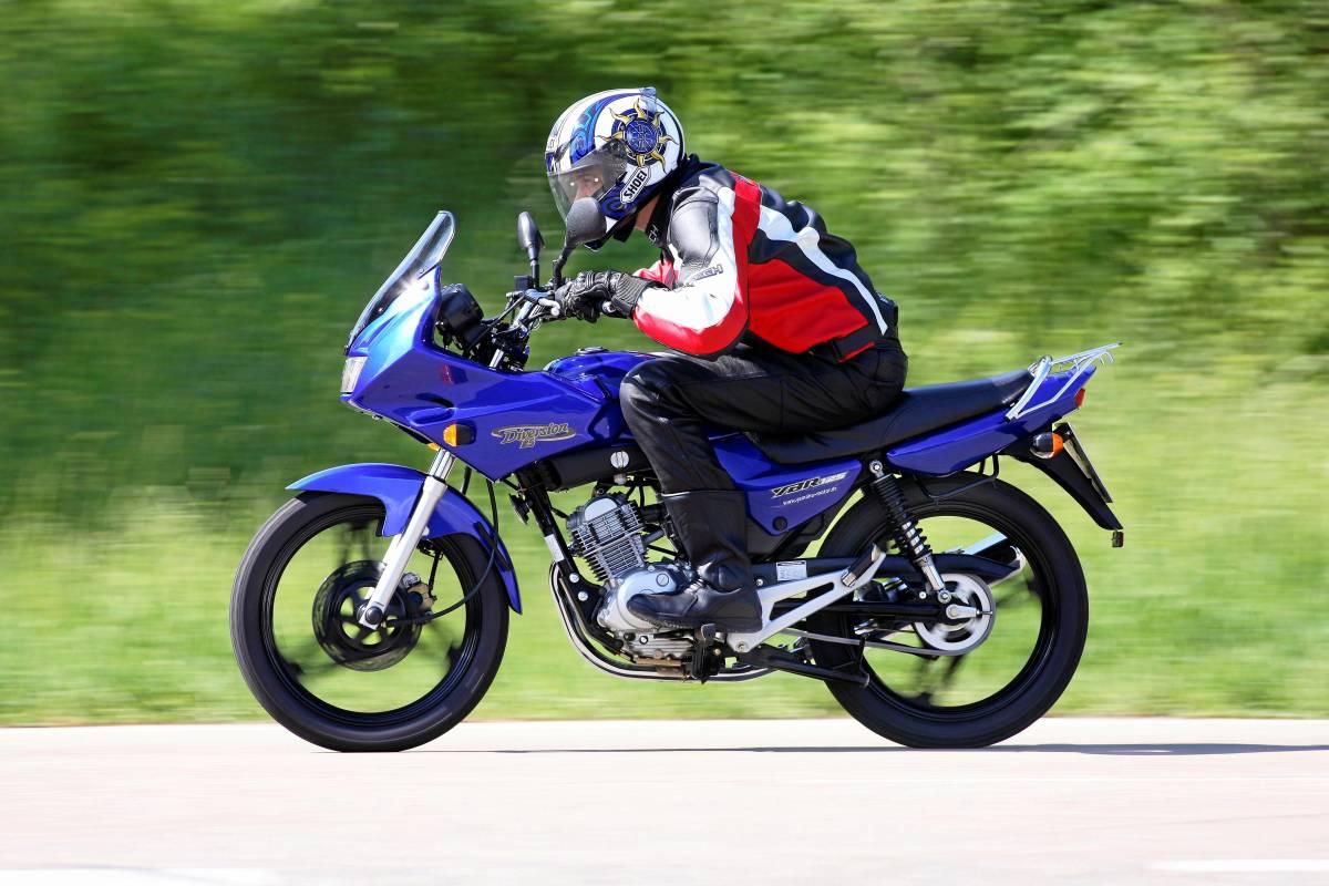 Wann Darf Man Motorrad Fahren