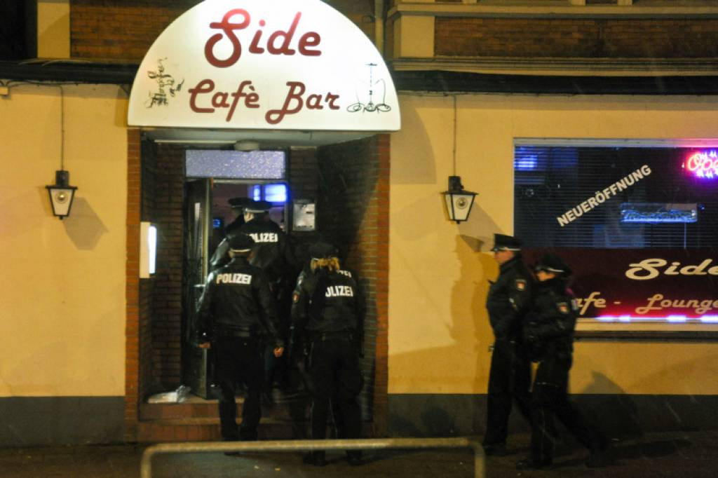 Schießerei Vor Side Bar Polizei Geht Von Rache Aus Blaulicht