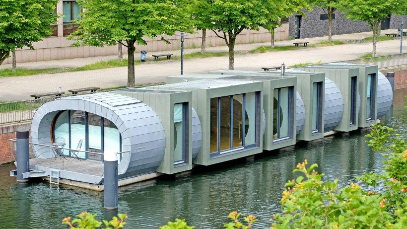 Hausboot Hamburg ein hauch amsterdam so kann hausboote in hamburg mieten