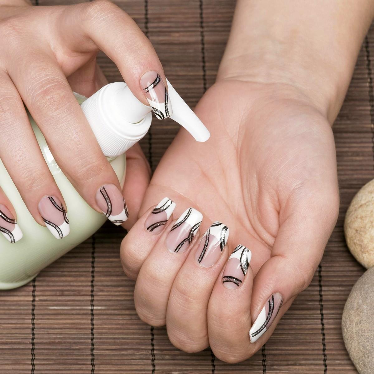 Abschleifen fußnägel Elektrische Nagelfeile