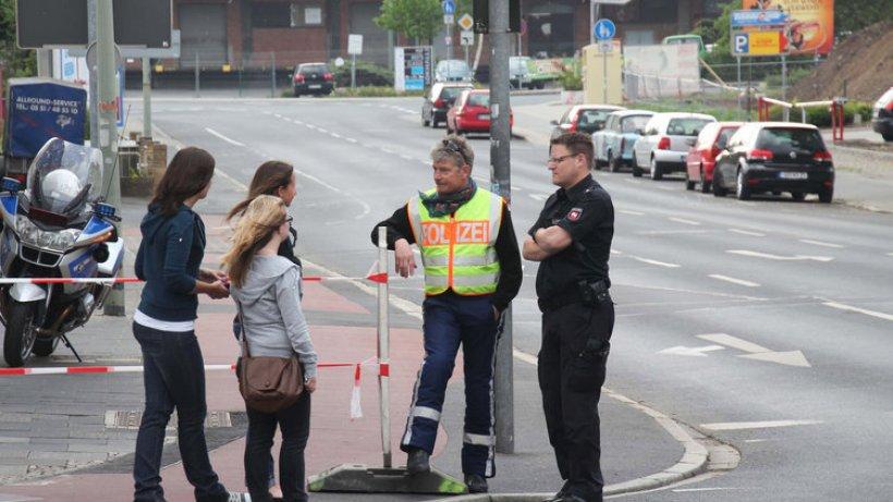 Bombenentschärfung Göttingen